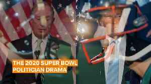 The $20 million politician Super Bowl ads: Do they matter? [Video]