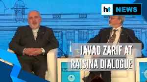 'Ignorant & arrogant': Iran's Foreign Minister slams US at Raisina Dialogue [Video]