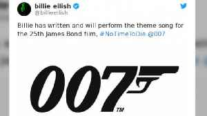 Billie Eilish 'in shock' after landing coveted Bond theme gig [Video]