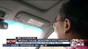 'Modus Tulsa' redefines ride-sharing [Video]
