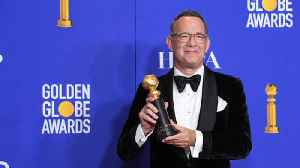 Greek officials extend honorary citizenship to Tom Hanks' family [Video]