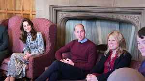 William and Kate visit Bradford amid tumultuous times for royal family [Video]