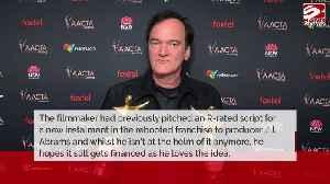 Quentin Tarantino wants his Star Trek film made [Video]