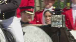 News video: Will We Ever See Meghan Markle Wear a Tiara Again After Stepping Down as a 'Senior Royal'?