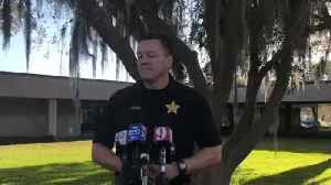 Man fatally shot after attacking deputies with 'large knife' at gas station [Video]
