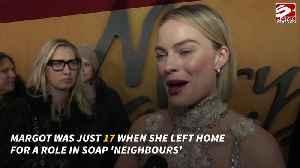 Margot Robbie feels like an adult now [Video]