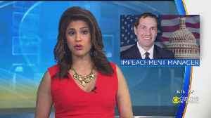Nancy Pelosi Picks Rep. Jason Crow As Impeachment Manager For House Of Representatives [Video]