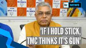 BJP's Dilip Ghosh reacts to criticism over 'shot like dogs' remark   CAA [Video]