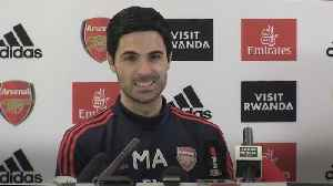 Arsenal boss Arteta calls on players to fill Aubameyang's boots [Video]