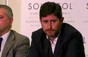I'm a victim of extortion and harassment - sacked Malaga coach Victor Sanchez [Video]