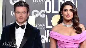 Richard Madden, Priyanka Chopra Jonas Set to Star in 'Citadel' | THR News [Video]