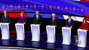 Democrats Hold Presidential Debate [Video]