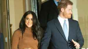 News video: Megxit: Meghan Makes First Public Appearance In Canada