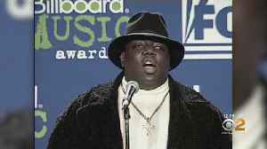 News video: Whitney Houston, Notorious B.I.G. Will Be Posthumously Inducted To Rock & Roll Hall Of Fame