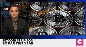 Bitcoin is Up 20 Percent So Far This Year [Video]