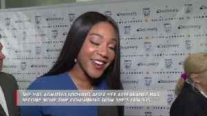 Tiffany Haddish's simple beauty regime [Video]