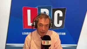 Nigel Farage bids a final farewell to the European Parliament [Video]
