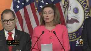 House Speaker Pelosi Names Impeachment Trial Managers [Video]