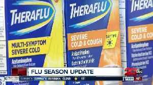 CDC reports high flu activity in California [Video]