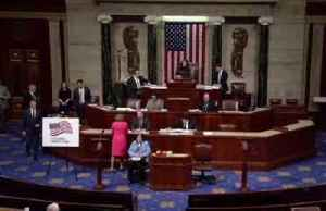 News video: House votes to send Trump impeachment charges to Senate for trial