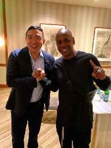 Dave Chappelle Endorses Andrew Yang for President [Video]