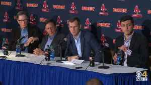 News video: Red Sox Asking Fans To Reserve Judgement Until MLB Finishes Investigation