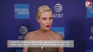 Charlize Theron didn't meet Megyn Kelly before Bombshell role [Video]