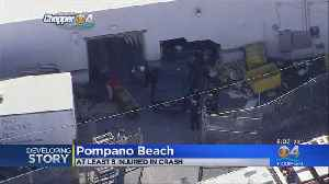 Car Slams Into Pompano Beach Salvation Army, Injuring At Least 5 [Video]