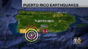 Another Earthquake Strikes Off Puerto Rico's Coast [Video]