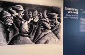 Eyewitness to horror: New York museum opens exhibit of art by Holocaust victims [Video]