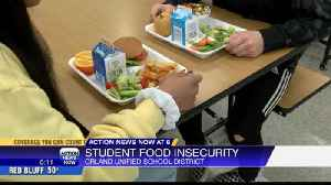 Orland students' food insecurity [Video]