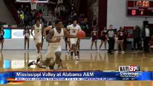 Alabama A&M falls to Mississippi Valley State [Video]