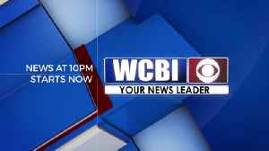WCBI News at Ten - Monday. January 13th, 2020 [Video]