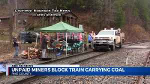MINER PROTEST IN PIKE COUNTY [Video]