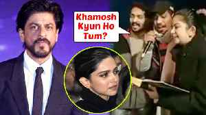 News video: Shah Rukh Khan INSULTED By Protestors At Shaheen Bagh Delhi For His SILENCE On CAA/NRC