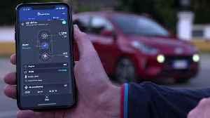 The new Hyundai i10 Bluelink demonstartion [Video]