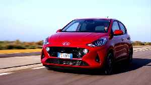 The new Hyundai i10 Safety & Driving Assist Features [Video]