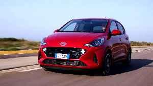 The new Hyundai i10 Safety [Video]