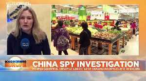 Former EU diplomat suspected of espionage for China [Video]