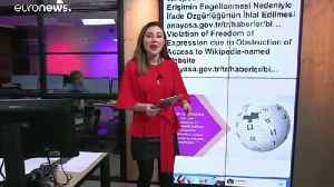 Wikipedia restored in Turkey after being banned for over 2 years | #TheCube [Video]