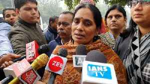 Delay in hanging of Nirbhaya case convicts angers her mother [Video]
