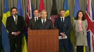 """Ministers pursue """"accountability, transparency and justice"""" [Video]"""
