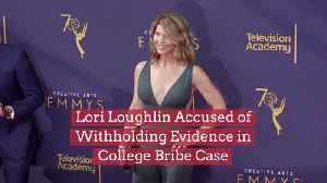 An Update On The Lori Loughlin Case [Video]