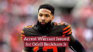 Odell Beckham Jr Is In Trouble With The Law [Video]