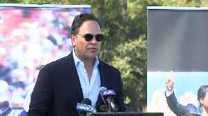 VIDEO: New York Mets legend Mike Piazza honored at First Data Field in Port St. Lucie [Video]