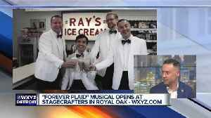 News video: 'Forever Plaid' musical opens at Stagecrafters in Royal Oak