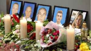 News video: Bodies of all 11 Ukrainians in Iran plane crash to be returned home