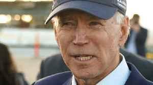 Biden hints at possible running mates [Video]