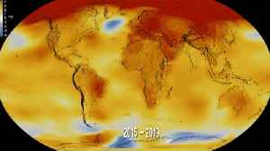 News video: NASA, NOAA Find 2019 Was Second Warmest Year on Record