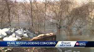 News video: Hinds County declares state of emergency as Pearl River approaches flood stage